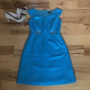 Tahari By Arthur S Levine Sleeveless Dress